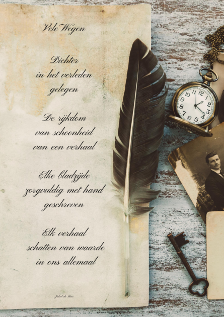 Gedicht door Jakob de Boer